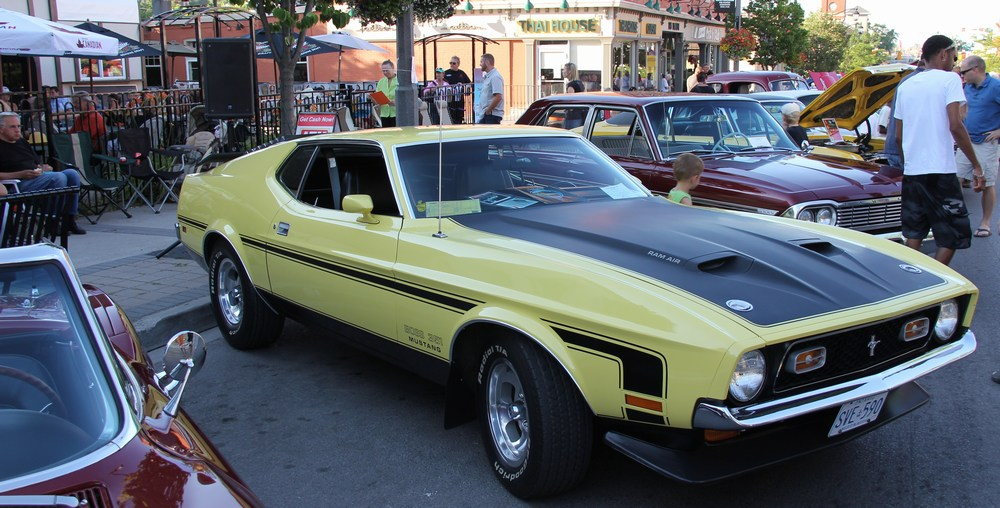 Classic Cars Car Rolodex