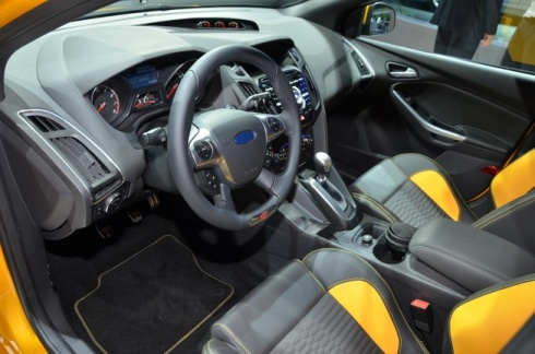 2012 Ford Focus ST - Interior