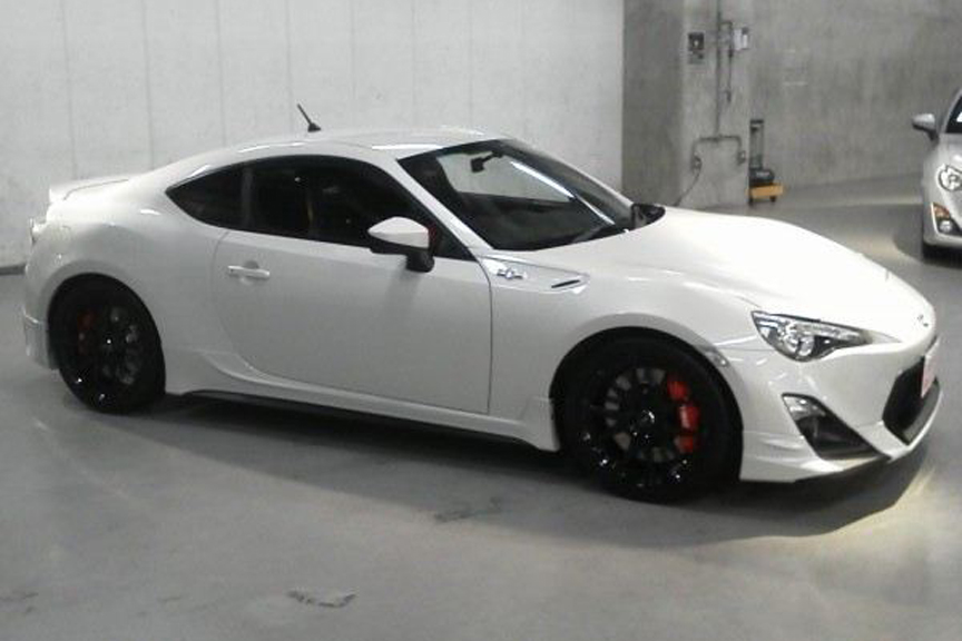 Toyota GT-86 / Scion FR-S will get the TRD Treatment | Car Rolodex