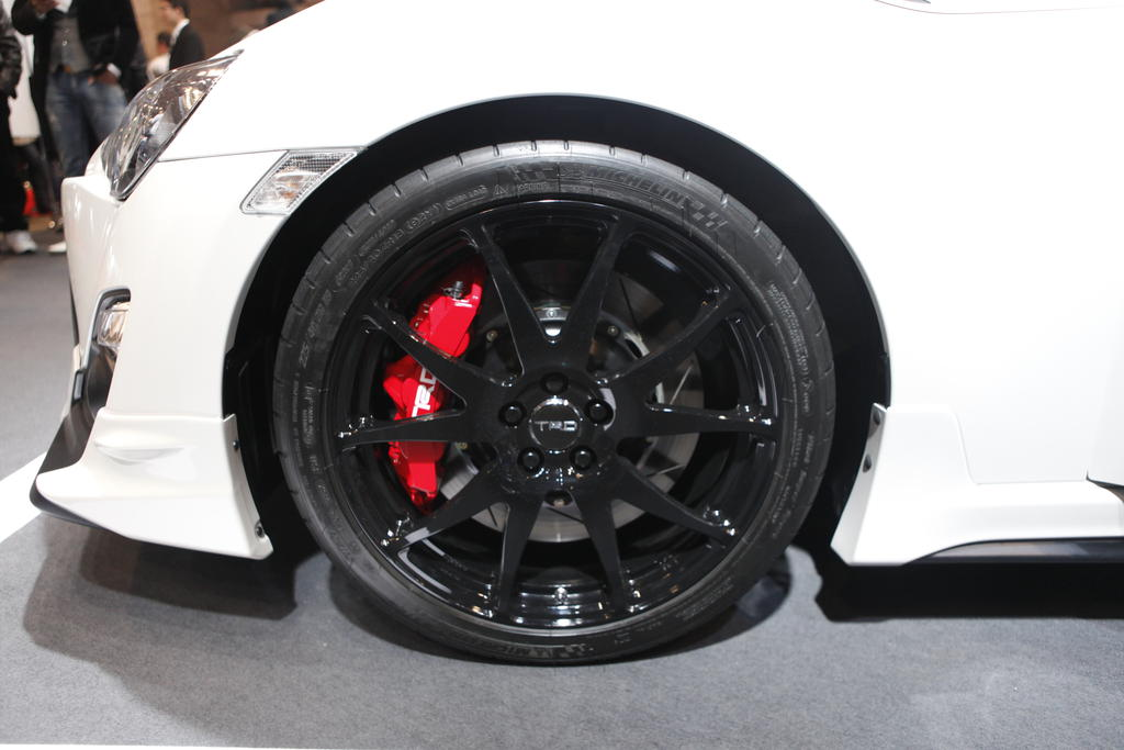 Toyota 86 Trd Rims The 2013 Toyota Gt-86 Trd is