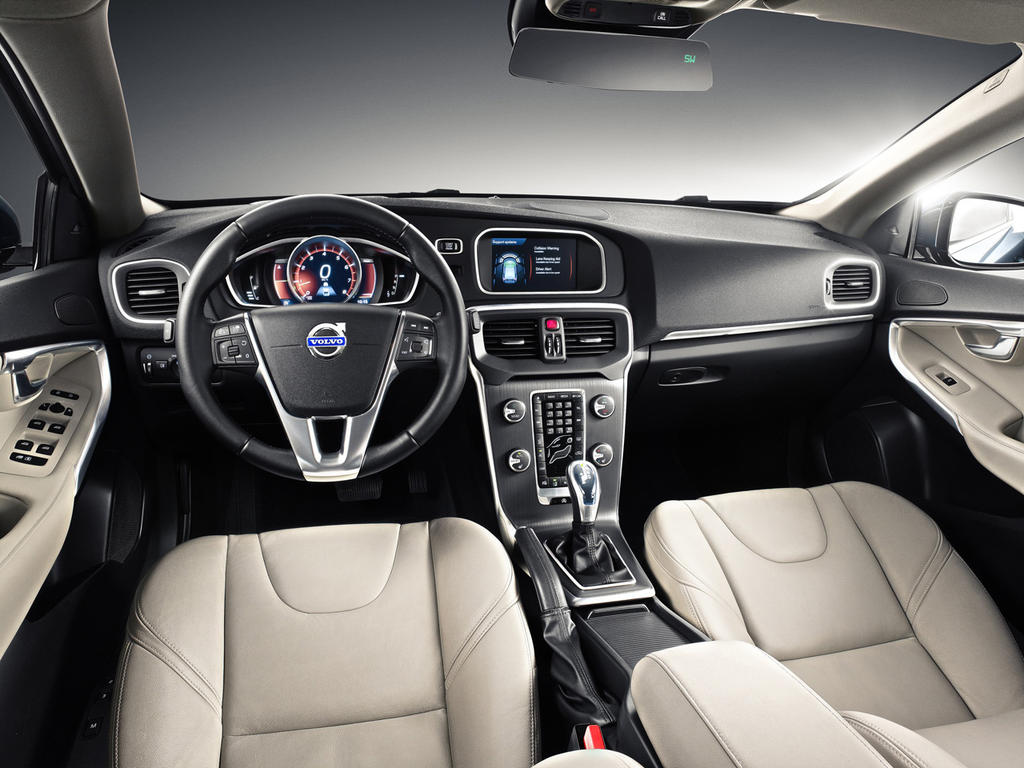 New 2013 Volvo V40 Hatchback Comes Out Of The Darkness And Into The Light Car Rolodex