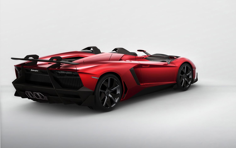 Lamborghini Aventador J Concept Car Car Rolodex