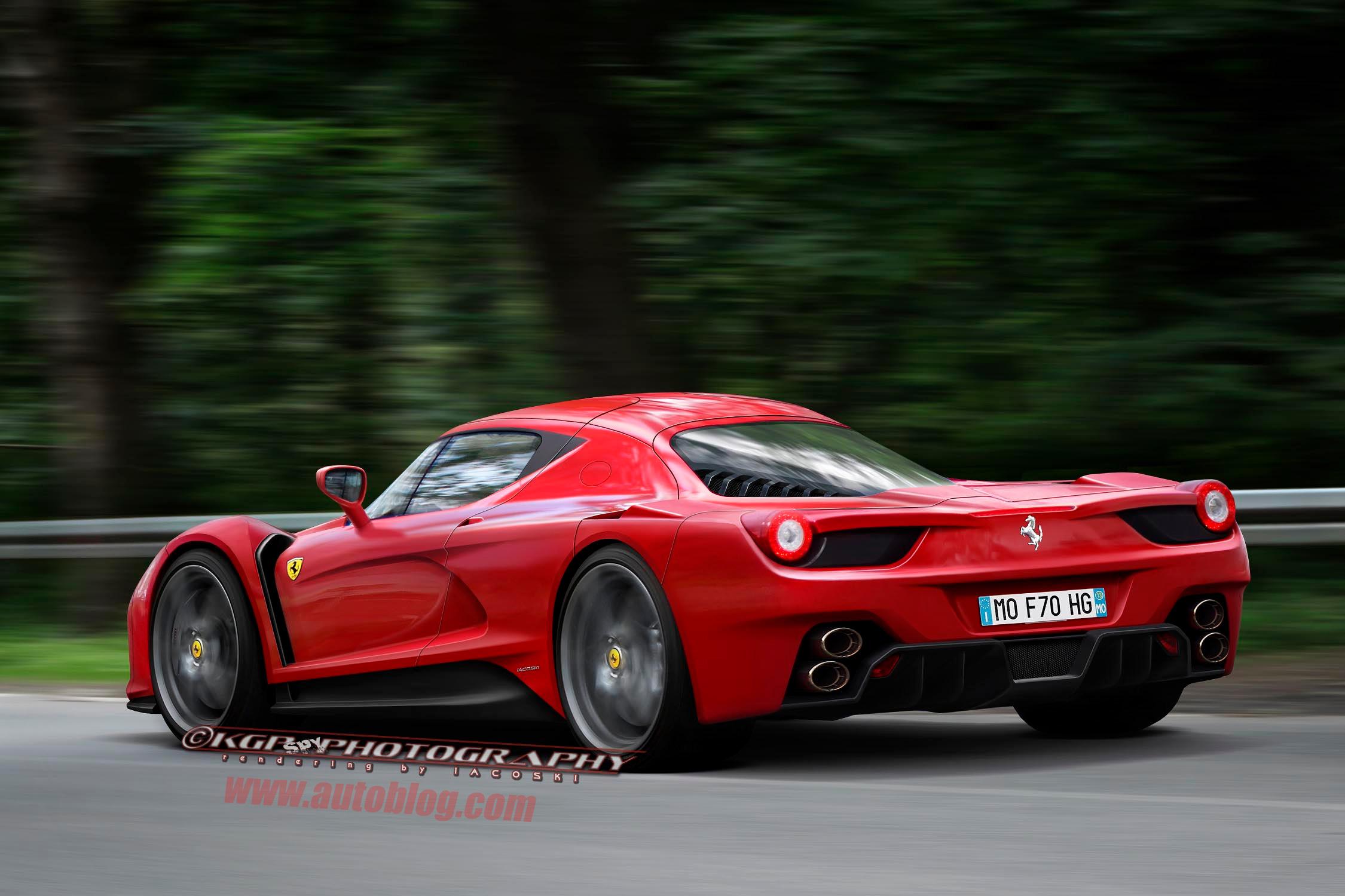 ferrari - Ferrari 2014 Enzo