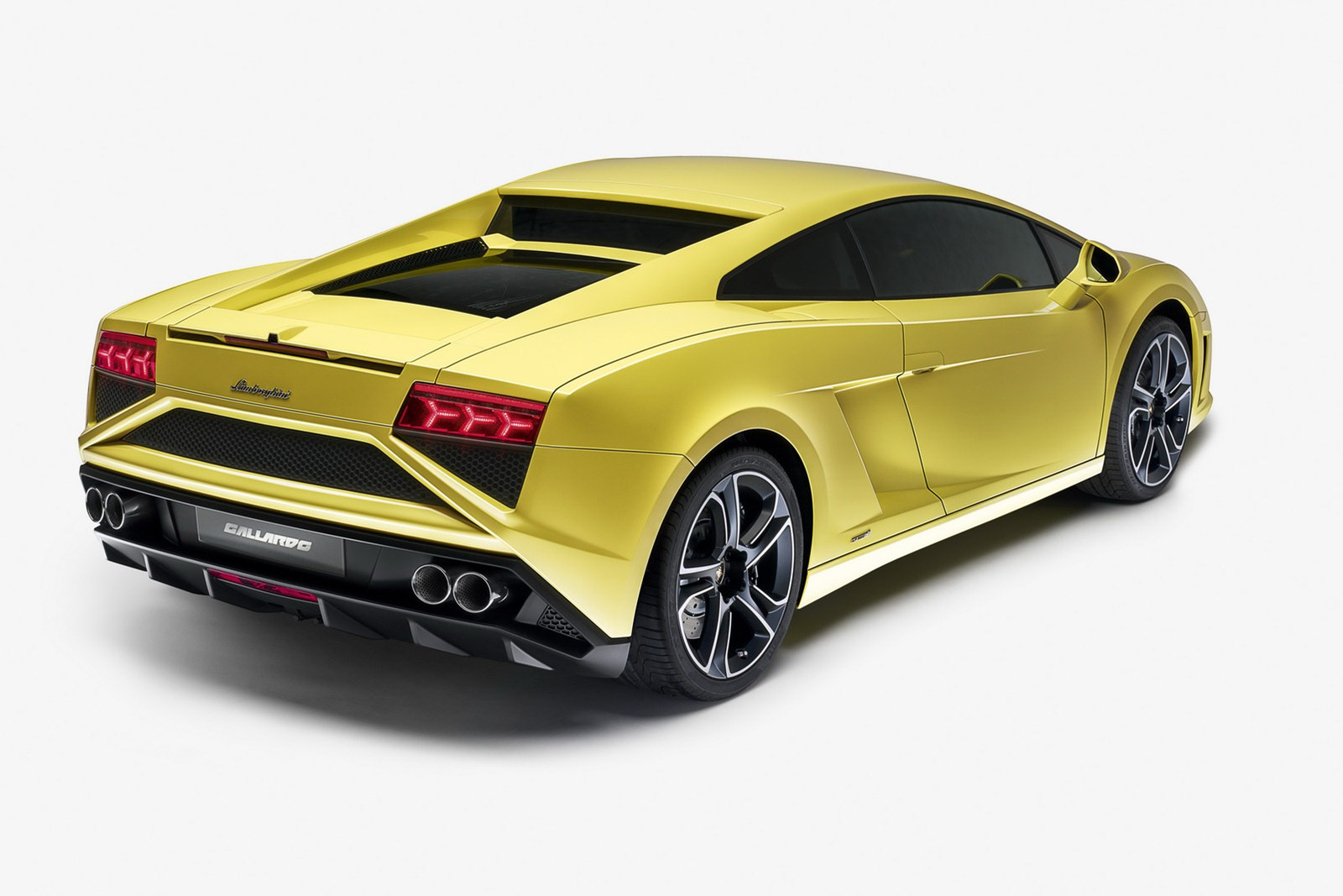 2013 Lamborghini Gallardo LP560-4 – Rear 3/4