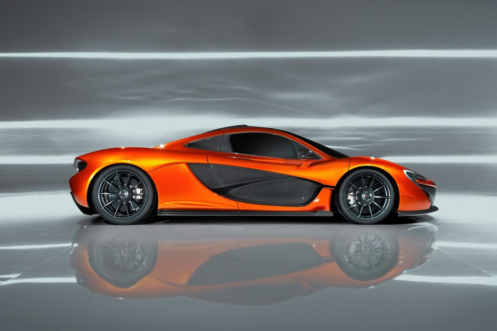 McLaren P12 | Car Rolodex