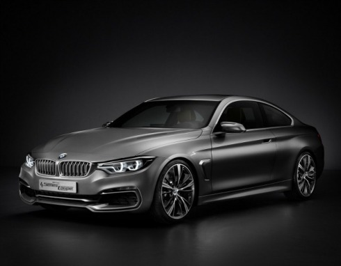 2014 BMW 4-Series Coupe - Front 3/4