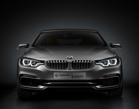 2014 BMW 4-Series Coupe - Head On