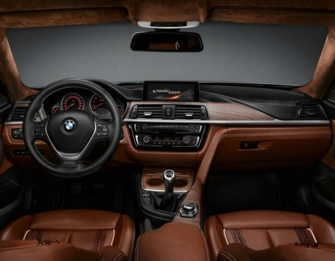 2014 BMW 4-Series Coupe - Interior