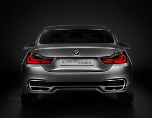 2014 BMW 4-Series Coupe - All Rear all the time ;-)