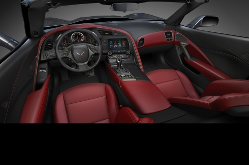 2013 Corvette Stingray Interior on 2014 Chevrolet C7 Corvette     Interior