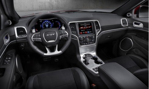 2014 Jeep Grand Cherokee - Interior