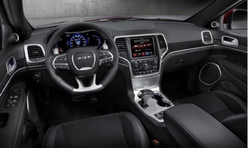 2014 Jeep Grand Cherokee - Interior