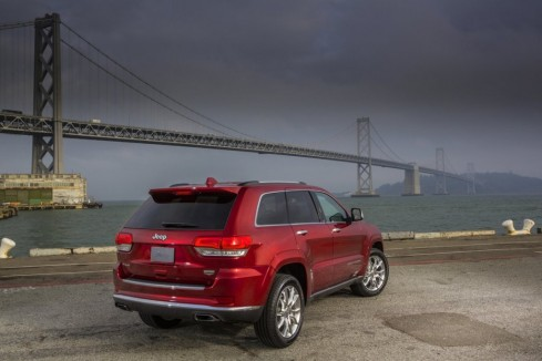 2014 Jeep Grand Cherokee -Rear 3/4