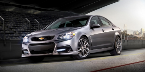 2014 Chevrolet SS - Front 3/4