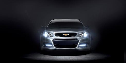 2014 Chevrolet SS - Head On