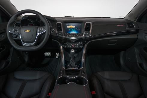 2014 Chevrolet SS - Interior