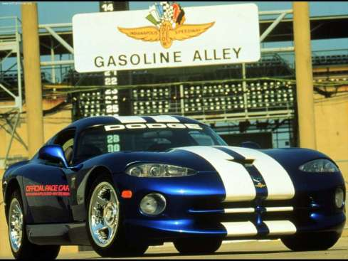 1996 Dodge Viper GTS - Look Familiar?
