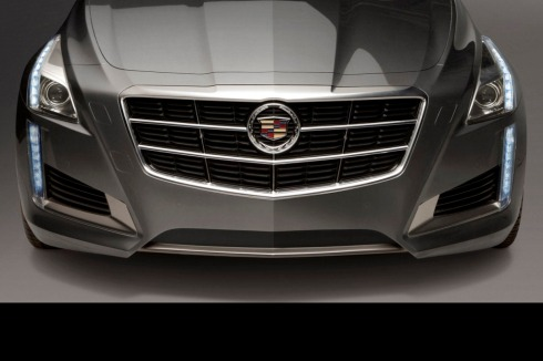 Leaked images of the 2014 Cadillac CTS
