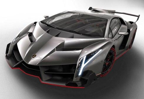 Lamborghini Veneno - Front 3/4