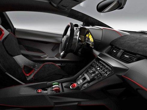Lamborghini Veneno - Interior