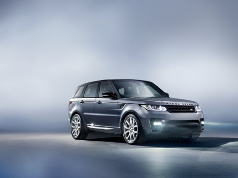 2014 Land Rover, Range Rover Sport - Front 3/4