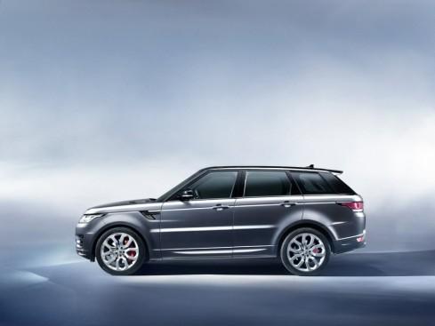 2014 Land Rover, Range Rover Sport - Side Profile