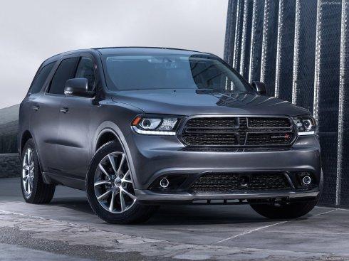 2014 Dodge Durango - Front 3/4