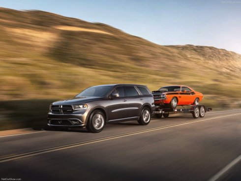 2014 Dodge Durango - Taking a classic Dodge for a ride