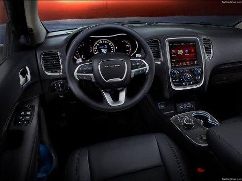 2014 Dodge Durango - Interior