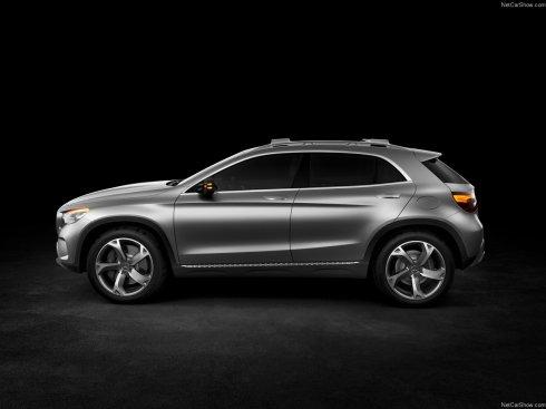 Mercedes-Benz GLA Concept SUV