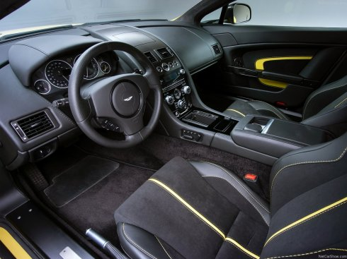 2014 Aston Martin V12 Vantage S - Interior