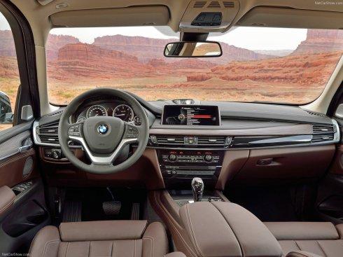 2014 BMW X5 - Interior