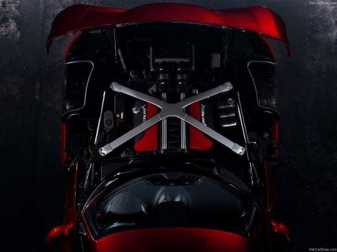 The Viper's 8-liter V10