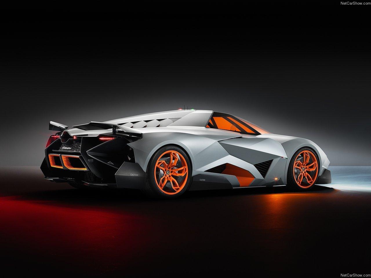 Lamborghini Car Rolodex