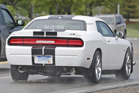 Hellcat Supercharged V8 Prototype - Check out the Exhaust